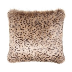Classic Collection Cushion, 60 x 60cm, wildcat