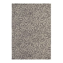 Willow Bough Rug, 170 x 240cm, granite