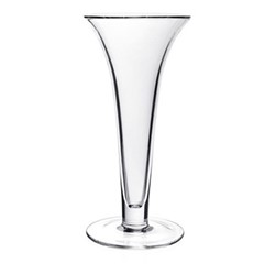 Country - Classic Flower vase, 30.5cm, clear