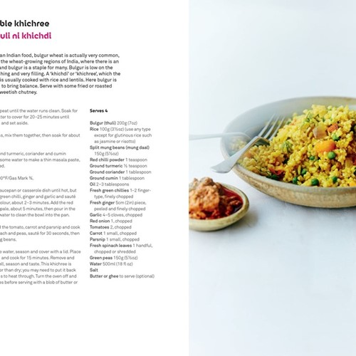 Cyrus Todiwala Simple Spice Vegetarian