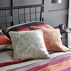 Banzai Cushion, L45 x W45 x H10cm, magenta