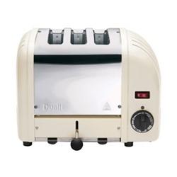 Classic Vario 3 slot toaster - 30188, canvas white