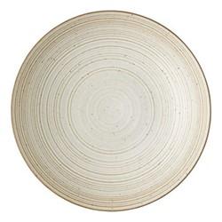 Nature Dessert plate, Dia23cm, sand