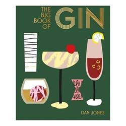 Big Book Of Gin - Jones, Dan
