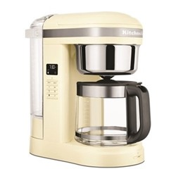 Drip Coffee maker, 1.7 litre, almond cream