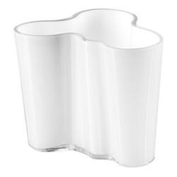 Alvar Aalto Vase, 9.5cm, white