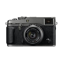 X-Pro2 Mirrorless camera with 23 mm f/2 lens, 24.3 megapixels, graphite