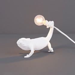 Marcantonio - Chameleon Chameleon lamp, H14 x W9 x D17cm, white