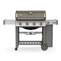 Genesis II  Gas barbecue - E-410 GB, H120 x W165 X D74cm, smoke grey