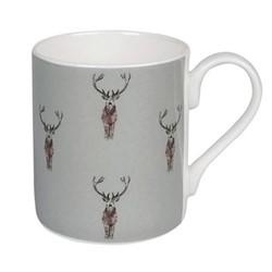 Highland stag Mug, 27.5cl