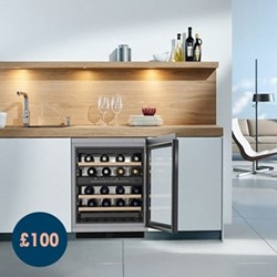 Wine Fridge Home Appliance Gift Voucher