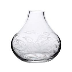 Fern Vase, H11cm, crystal