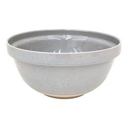 Fattoria Medium mixing bowl, D23.5 x H12cm, grey