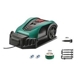 Indego 400 Robotic lawnmower, 60 x 40 x 33cm, green