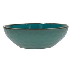 Concerto Salad bowl, Dia26cm, teal blue
