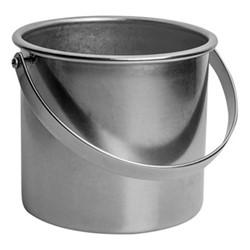 Original Vintage Ice bucket, stainless steel