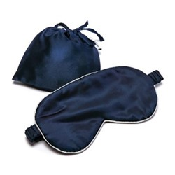 Eye mask, navy