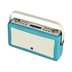 Hepburn MkII - View Quest Radio, 31 x 17 x 9cm, electric blue
