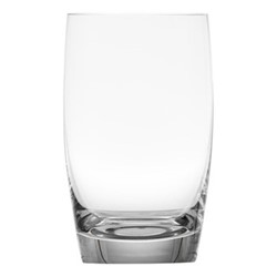 Culbuto Large tumbler, 250ml, clear