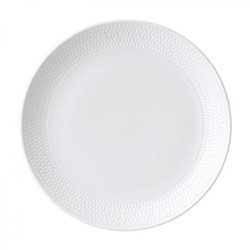 Gio Side plate, 17cm, white