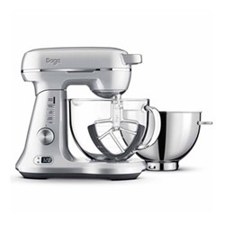 The Bakery Boss Silver Stand mixer, 4.7L, stainless steel