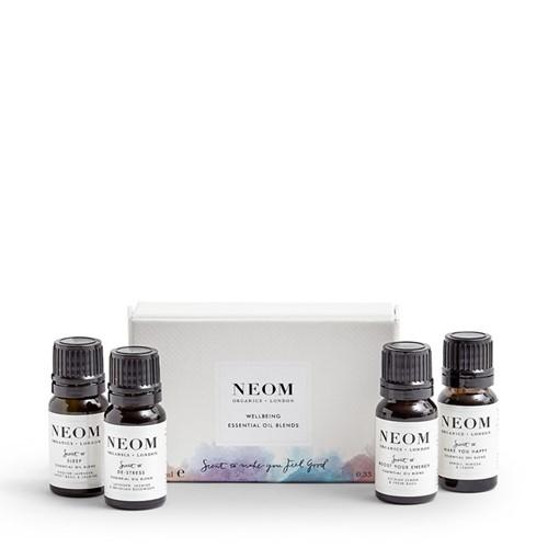 Set of 4 essential oils