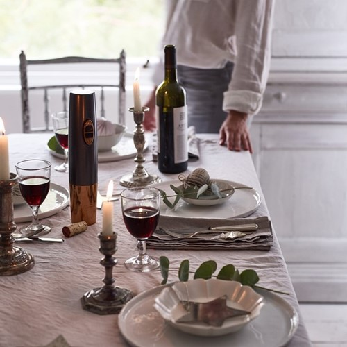 Style Collection CWO50U Wine opener, midnight grey