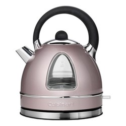 Style Collection CTK17PU Traditional kettle, 1.7 litre, vintage rose