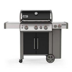 Genesis II  Gas barbecue - EP-335 GBS, H120 x W145 x D74cm, black