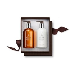 Re-charge Black Pepper Hand wash and hand lotion set, 300ml