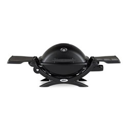 Weber Q  Gas grill - 1200, H62.5 x W104 x D52cm, black