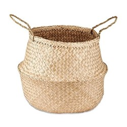 Ekuri Large basket, H40 x D40cm, natural