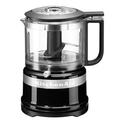 Mini Food processor, 830ml, onyx black