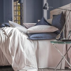 Infiniment Super king size duvet cover, L220 x W260cm, pink