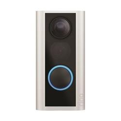 Door view Camera, silver/black