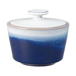 Blue Haze Sugar bowl, 27cl - 10.5 x 9.5cm, blue