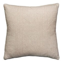 Noci Cushion, 55 x 55cm, ostuni blush