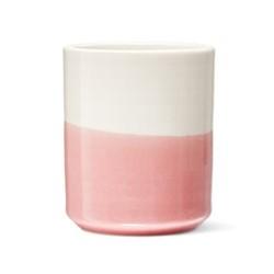 Colour Dip Very useful little pot, H9cm, Pink