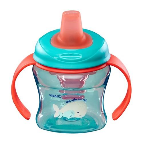 Vital baby weaning bundle pop, Orange/Green/Blue
