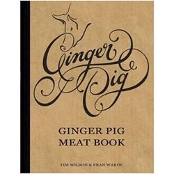Ginger pig meat book (hardback)