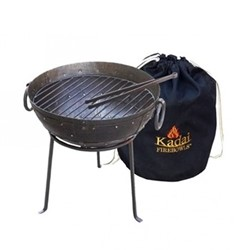 Travel Travel firepit kit, Metallic