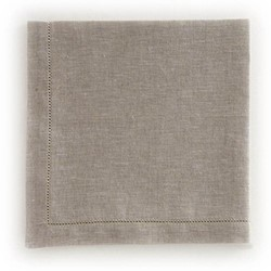 Florence Pair of napkins, 45 x 45cm, natural