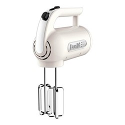 Hand mixer, canvas white