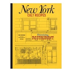 New York Cult Recipes - Grossman, Marc