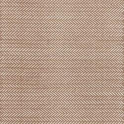 Herringbone Woven cotton rug, W61 x L91cm, stone