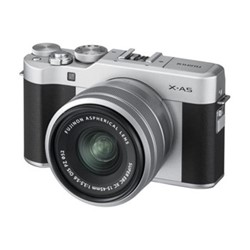X-A5 Mirrorless camera with15-45 mm f/3.5-5.6 OIS PZ lens, 24.2MP