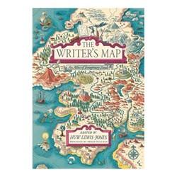 Writers Map: An Atlas Of Imaginary Lands - Lewis-Jones, Huw