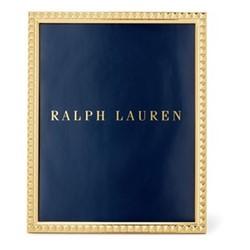 """Raina Photograph Frame, 5 x 7"""", gold"""