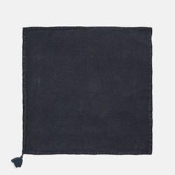 Rosa Linen Set of 4 napkins, H50 x W50cm, midnight