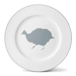 Guinea Fowl Dinner plate, 26cm
